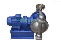 隔膜泵:DBY型不锈钢电动隔膜泵
