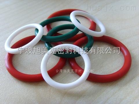 乳白色进口硅胶O型圈