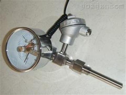 WSSXP-481电接点双金属温度计