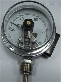 WSSX-366/WSSX-565电接点双金属温度计