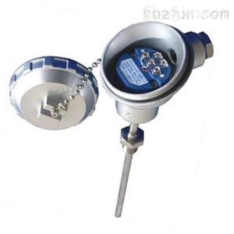 二线制4-20mA DC一体化温度变送器