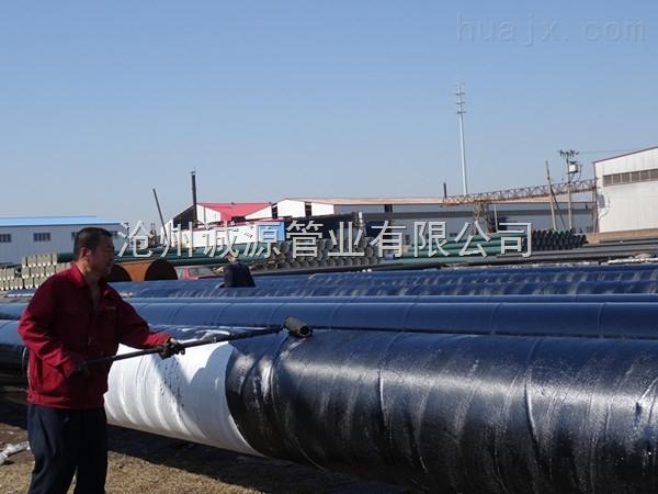2布4油环氧煤沥青防腐钢管质量康平诚源管业