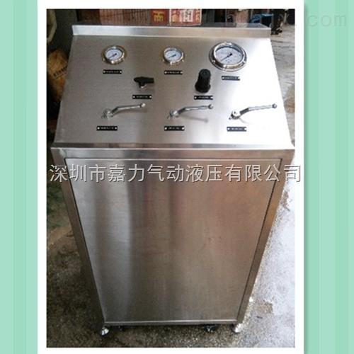 深圳嘉力 液体增压设备 气驱液体增压系统 液压动力单元