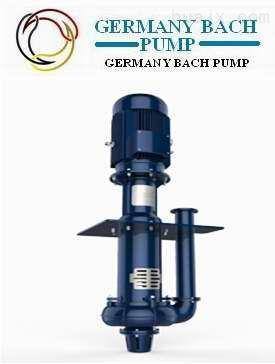 进口液下渣浆泵 -德国Bach品牌