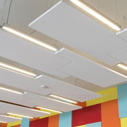 豪瑞岩棉天花板玻纤垂片造型尺寸
