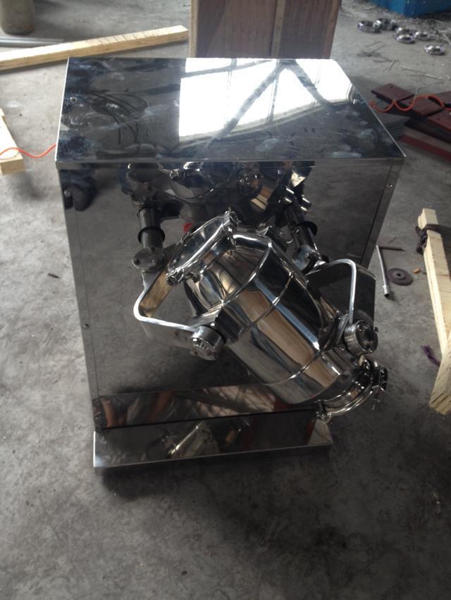 syh系列-实验室小型三维运动混合机