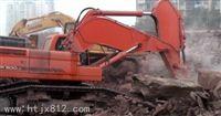 斗山DH500挖掘机改岩石臂 鹰嘴臂 厂家供应