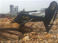 沃尔沃EC700挖掘机改岩石臂 开山裂石 矿山专用臂