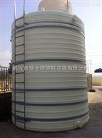 湖北武汉市30吨养殖场塑料储水罐