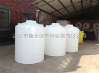 咸宁3吨 PE防腐储罐厂家