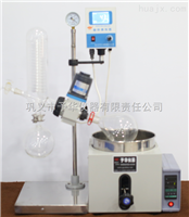 巩义予华热卖YRE-201D小型旋转蒸发仪电机功率40W