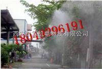 甘肃雾化降温喷淋设备厂家生产